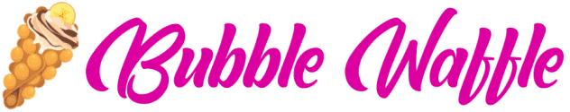 Logo Bubble Waffle